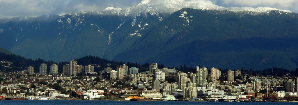 Vancouver's North Shore