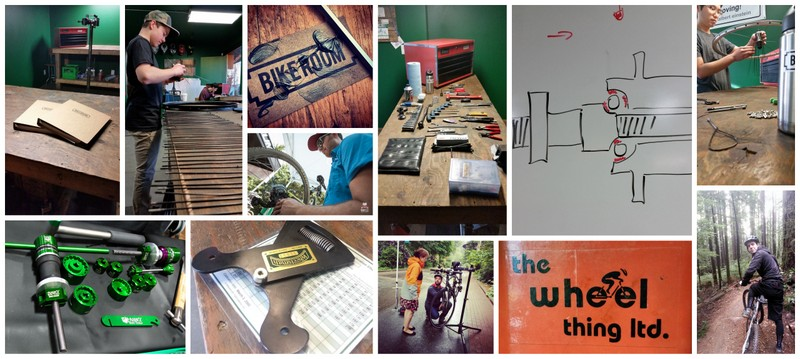 A Bicycle Mechanic School